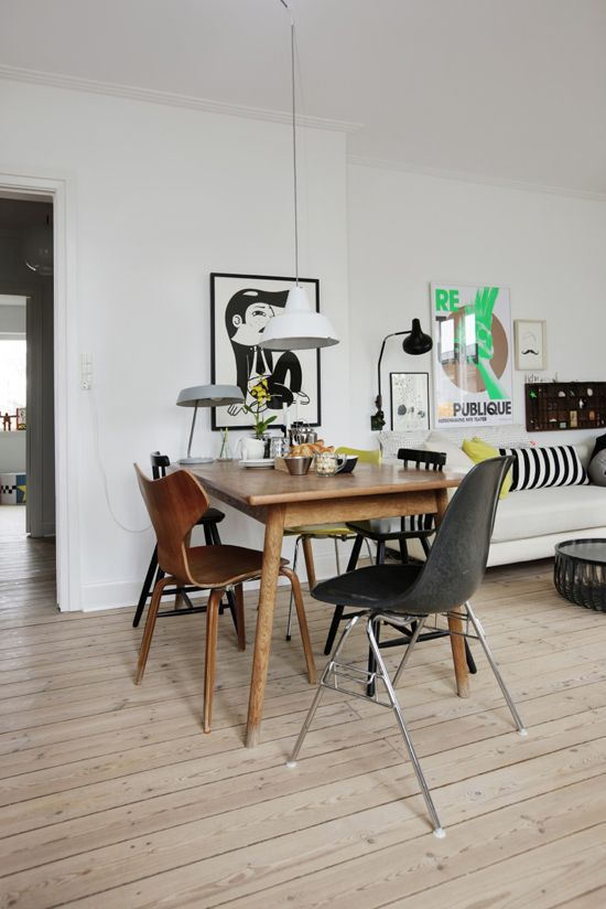 Mismatched Dining Room Chairs Ok