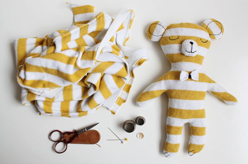 10 DIY para reciclar una camiseta vieja - Handbox Craft Lovers ...