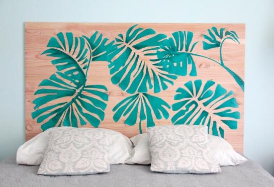 cabecera-cama-tropical-diy-2