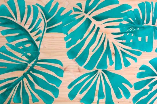 cabecera-cama-tropical-diy-pintura
